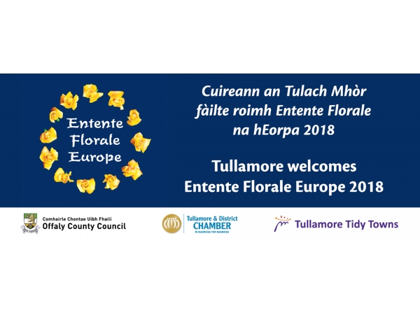 Entente Florale Prize Giving 2018.
