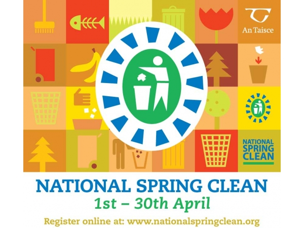 Spring Clean Launch