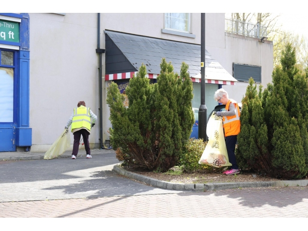 Weekly Wednesday Clean Up